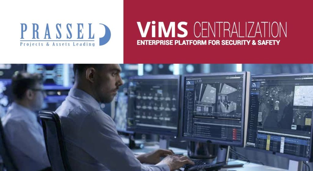 Preview of the brochure ViMS Centralization